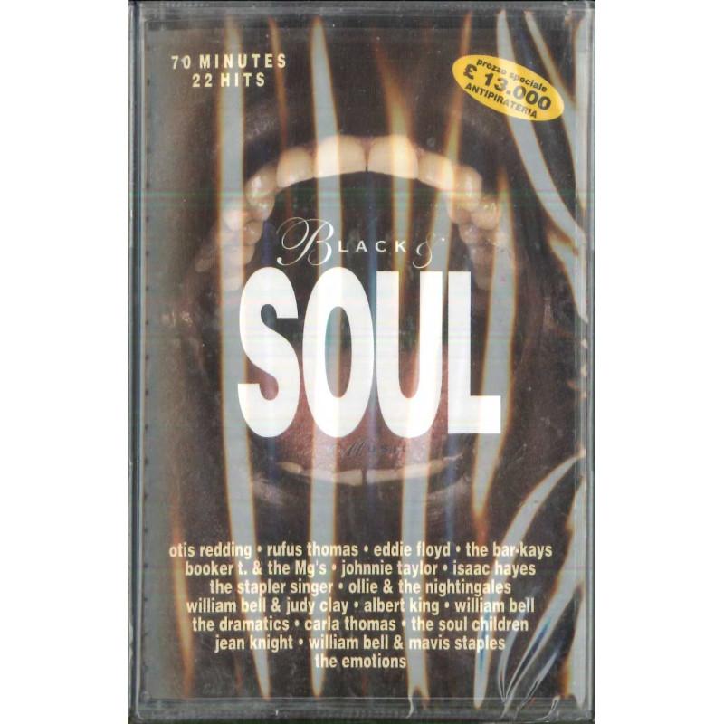 AA.VV MC7 Black & Soul Music / RTI 2005-4 Sigillata 8012842200540