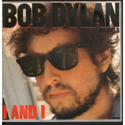 """Bob Dylan Vinile 7"""" 45 giri I And I - Angels Flying Too / CBS A 3904 Nuovo"""