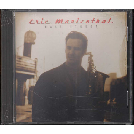 Eric Marienthal CD Easy Street / i.e. Music Sigillato 0731453733824