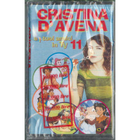 Cristina D'Avena MC7 E I Tuoi Amici In Tv 11 / FM 21024 Sigillata 8012842210242