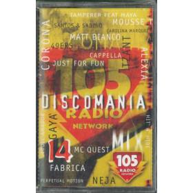 AA.VV MC7 Discomania Mix 14 / RTI 13274 Sigillata 8012842132742