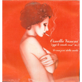 Ornella Vanoni Lp Vinile Oggi Le Canto Cosi' N 3 - Le Canzoni Della Mala Nuovo