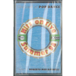 AA.VV MC7 Hits On Five - Summer 98 (The Best Of Pop Dance) / RTI 13292 Sigillata