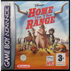 Home on the Range / Le Mucche alla Riscossa Game Boy Advance GBA Nuovo