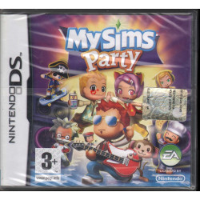 MySims Party Videogioco Nintendo DS NDS Sigillato 5030947067090