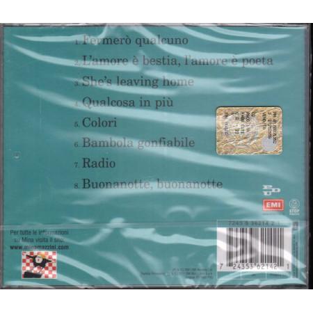 Mina CD Kyrie vol. 2 Nuovo Sigillato 0724353621421