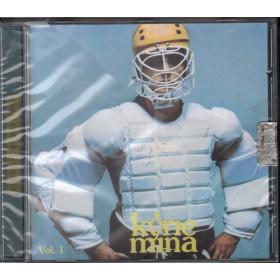 Mina CD Kyrie Vol. 1 / EMI PDU 2001 Italia Sigillato 0724353621322