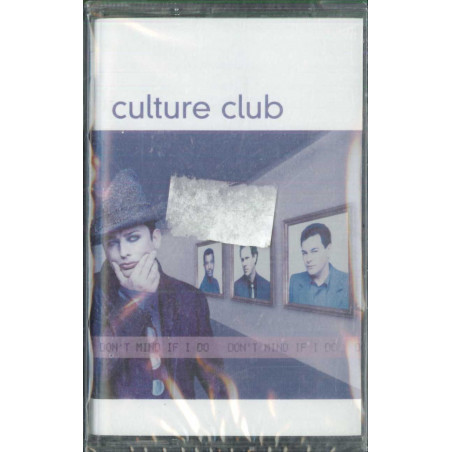 Culture Club MC7 Don't Mind If I Do / Virgin ‎TCV2887 Sigillata 0724384866648