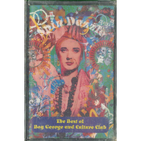 The Best Of Boy George And Culture Club MC7 Spin Dazzle / VTVC 2 Sigillata