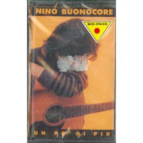 Nino Buonocore MC7 Un Po' Di Più / EMI – 7 89051 4 Sigillata 0077778905141