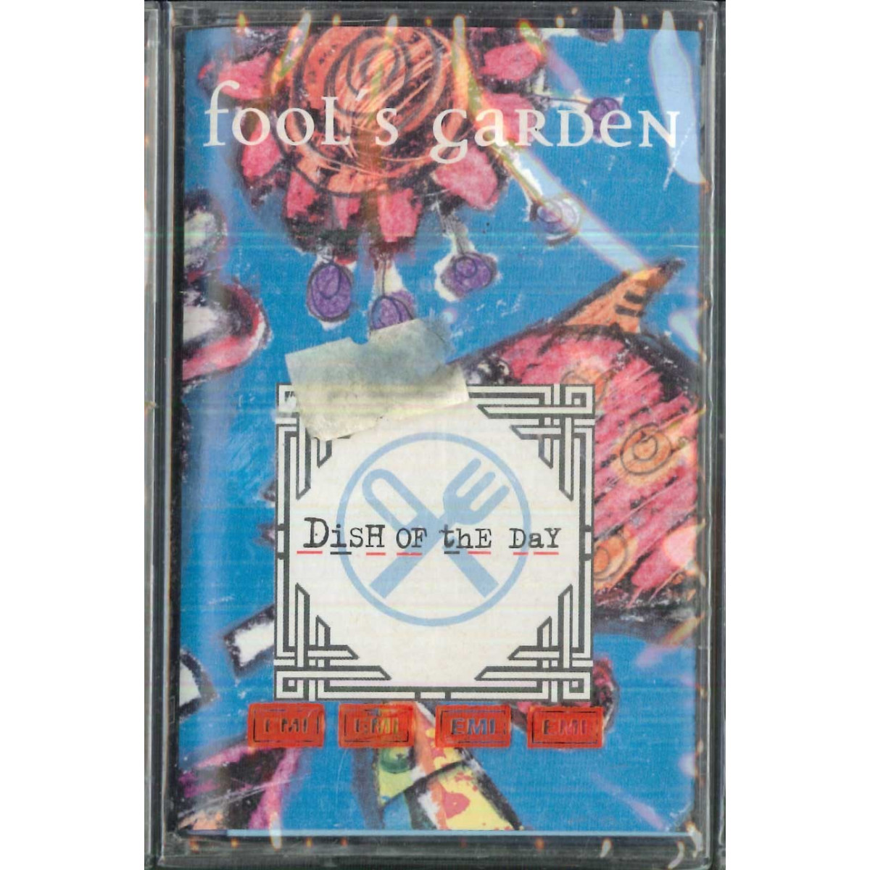 Fool's Garden MC7 Dish Of The Day / INT 445.263 Sigillata 0724383776146