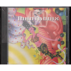 Mantronix CD The Incredible Sound Machine Usa / EMI Capitol Sigillato