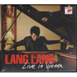 Lang Lang ‎CD DVD Live In Vienna Deluxe / Shining Star Sigillato 0886977190025