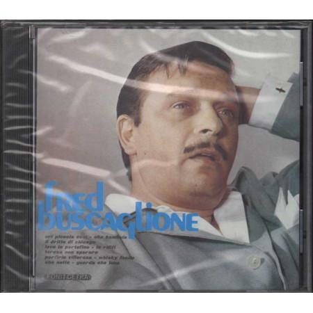 Fred Buscaglione CD Fred Buscaglione  CDP 553 Nuovo Sigillato RARO 8003927017436