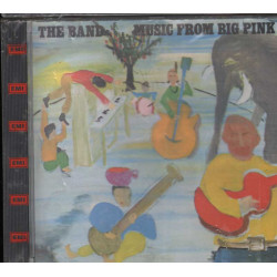 The Band CD Music From Big Pink / EMI Capitol Records CDP 7 46069 2 Sigillato