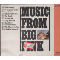 The Band CD Music From Big Pink - No Barcode DIDX 288 USA - Nuovo Sigillato RARO