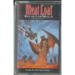 Meat Loaf MC7 Bat Out Of Hell II: Back Into Hell / Virgin TCV2710 Sigillata