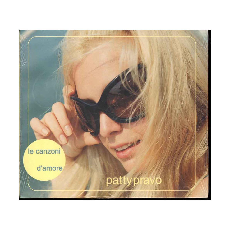 Patty Pravo  CD Le Canzoni D'Amore Digipack  Nuovo Sigillato 0743217822125