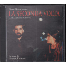 Franco Piersanti (Moretti) CD La Seconda Volta OST Soundtrack Virgin Sigillato