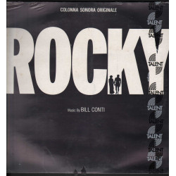 Bill Conti Lp Vinile Rocky OST Soundtrack / Liberty ‎3C 054-82707 Sigillato