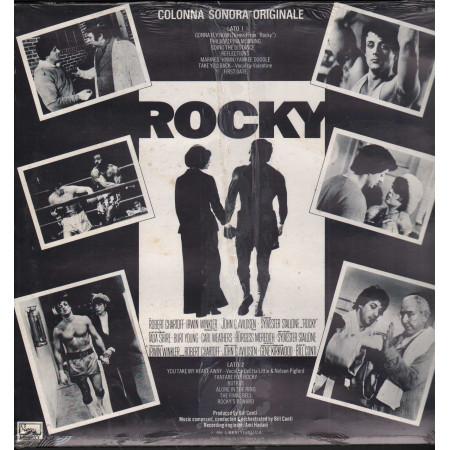 Bill Conti Lp Vinile Rocky OST Soundtrack / Liberty 3C 054-82707