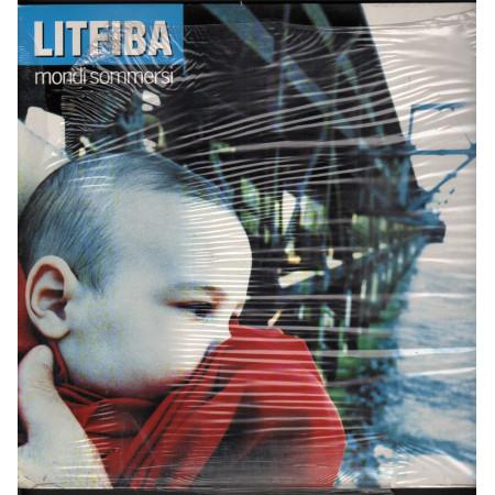 Litfiba Lp Vinile Mondi Sommersi Copia 1030 / EMI Sigillato 0724385574214