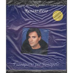 Renato Zero CD Calendario Passaporto Per Fonopoli / Zerolandia Sigillato