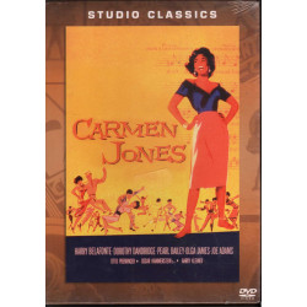 Carmen Jones DVD Diahann Carroll / Dorothy Dandridge / Harry Belafonte Sigillato