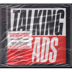 Talking Heads CD DVD True Stories / EMI 0946 3 48666 2 0 Remastered Sigillato