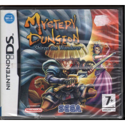 Mystery Dungeon Shiren The Wanderer Videogioco Nintendo DS NDS Sigillato