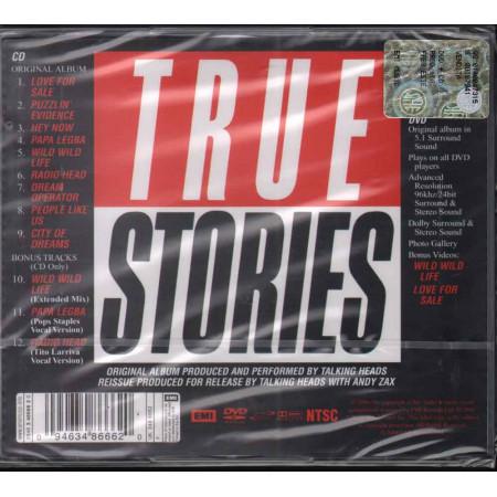 Talking Heads CD DVD True Stories / EMI 0946 3 48666 2 0 Remastered