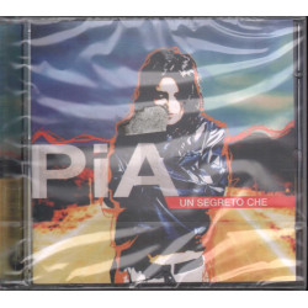 Pia CD Un Segreto Che / EMI Sigillato 0094631185427