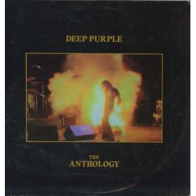 Deep Purple LP Vinile The Anthology / Harvest 2-62 2606123 Gatefold Nuovo