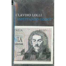 Claudio Lolli MC7 Aspettando Godot / EMI 54 1178144 Sigillata 5099911781448