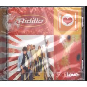 Ridillo CD Ridillove / Best Sound 557 034-2 Sigillato 0731455703429