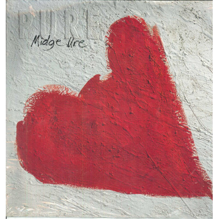 Midge Ure ‎Lp Vinile Pure / Arista 211 922 Germania Sigillato 4007192119226