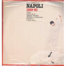 AA.VV. Lp Vinile Tutti I Festival Di Napoli 1958-60 / K-Tel SKI 5123 Sigillato