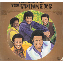 The Spinners Lp Vinile The Best Of The Spinners / Motown ‎MKK 1007 Sigillato