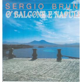 Sergio Bruni Lp Vinile O' Balcone E Napule / Emi / Serie Talent Sigillato
