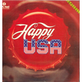 AA.VV. Lp Vinile Happy USA / K-Tel SKI 5005 Nuovo