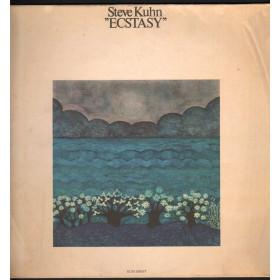 Steve Kuhn Lp Vinile Ecstasy / ECM Records ECM 1058 ST Nuovo