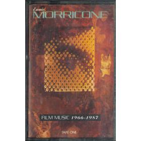 Ennio Morricone 2x MC7 Film Music 1966-1987 / Virgin TCVD2516 Sigillata
