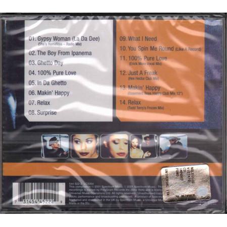 Gypsy Woman  CD Gypsy Woman The Collection Nuovo Sigillato 0731454452229