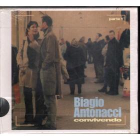 Biagio Antonacci CD Convivendo Parte 1 Slidepack / IRIS Sigillato 0602517059719