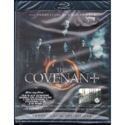 The Covenant BRD Blu Ray Disk Chace Crawford / Taylor Kitsch Sigillato