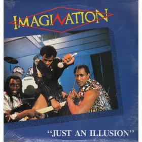"""Imagination Vinile 12"""" Just An Illusion / Unidisc CP509 Sigillato 0068381005090"""