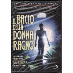 Il Bacio Della Donna Ragno Anniversary Ed DVD William Hurt Raul Julia Sigillato