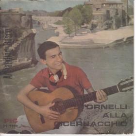 """Armandino Bosco Vinile 7"""" 45 Giri Stornelli Alla Ciceruacchio - Pig Nuovo"""