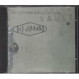 Def Leppard CD Vault Def Leppard Greatest Hits 1980 1995 / Mercury Sigillato