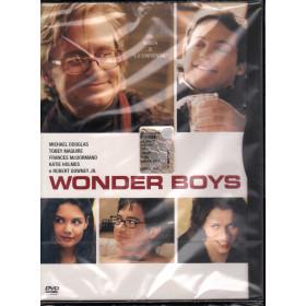 Wonder Boys DVD Snapper Katie Holmes / Michael Douglas / Tobey Maguire Sigillato